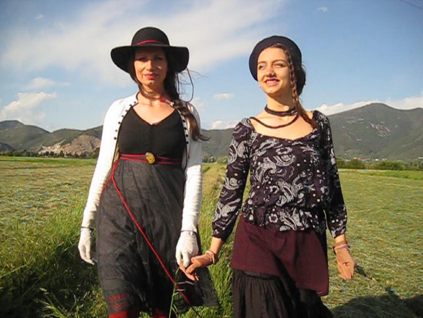 Sara e Josephine ne L'ora segreta_ph TC