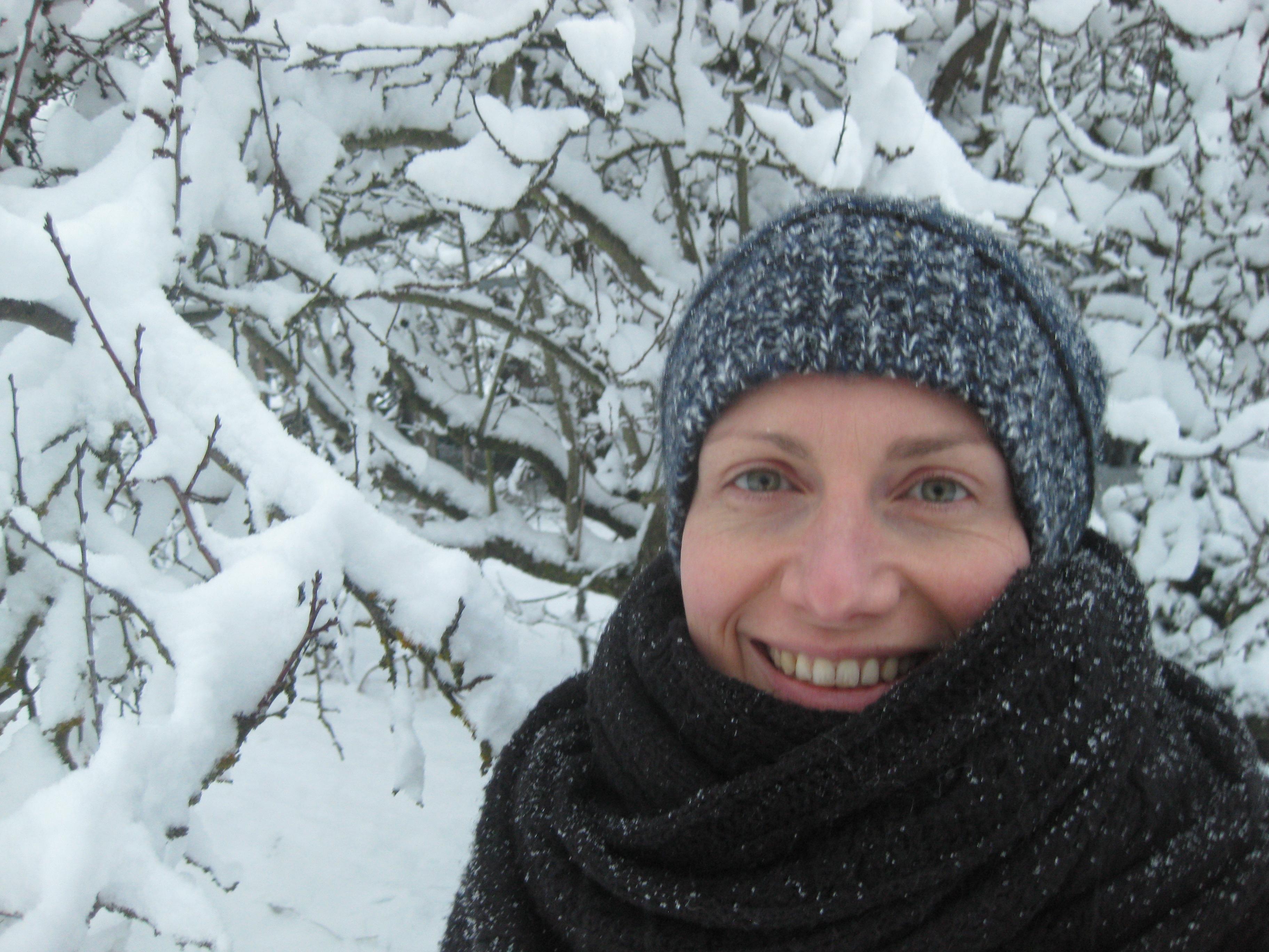 Sara e la neve